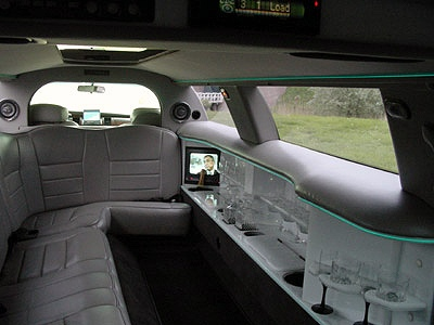 luxe streched limos